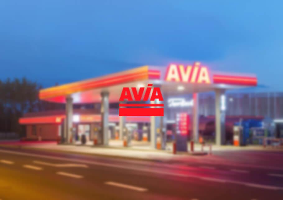 Сайт-визитка Avia-Unimot