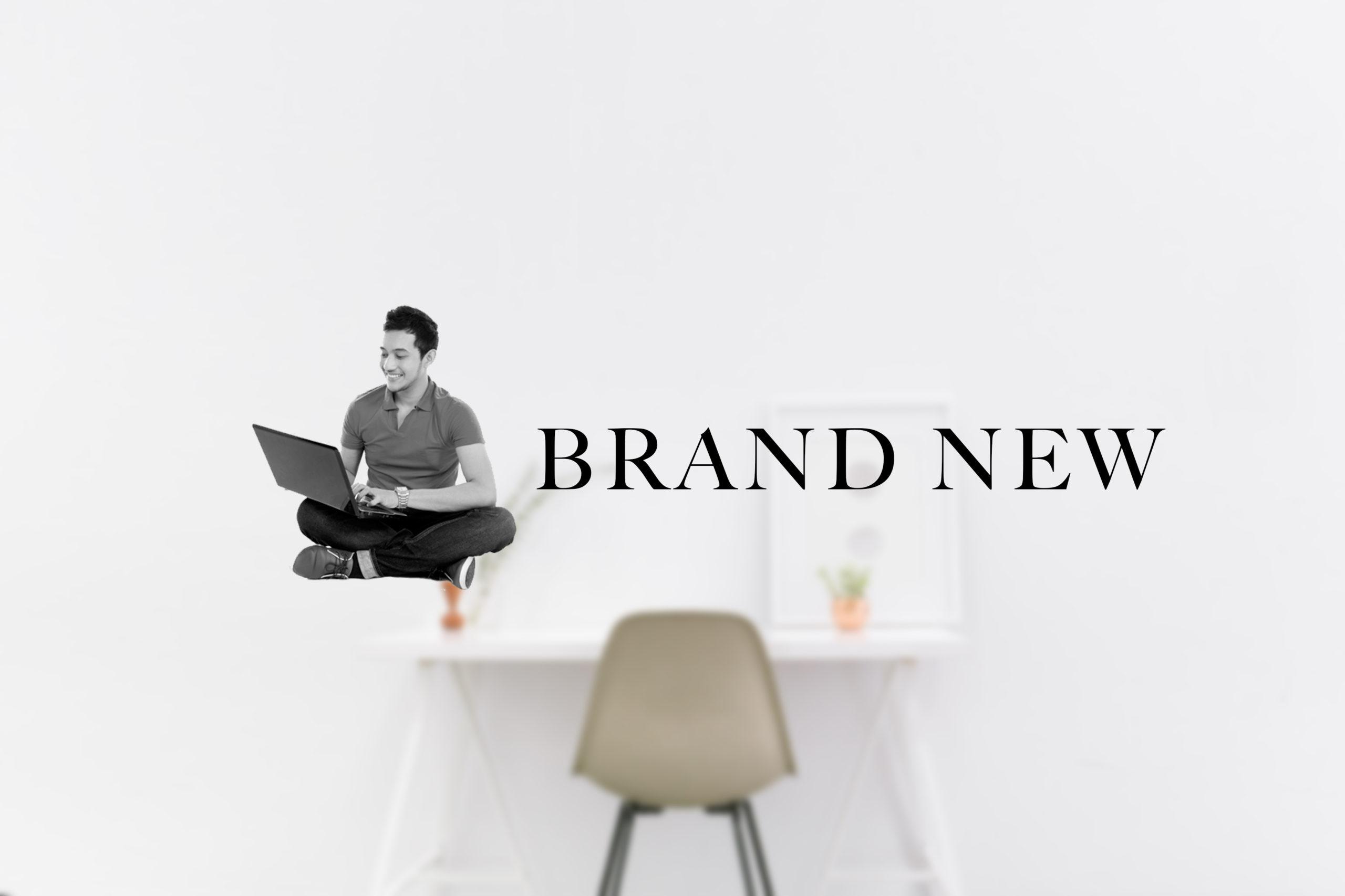 Лендинг для Brand New