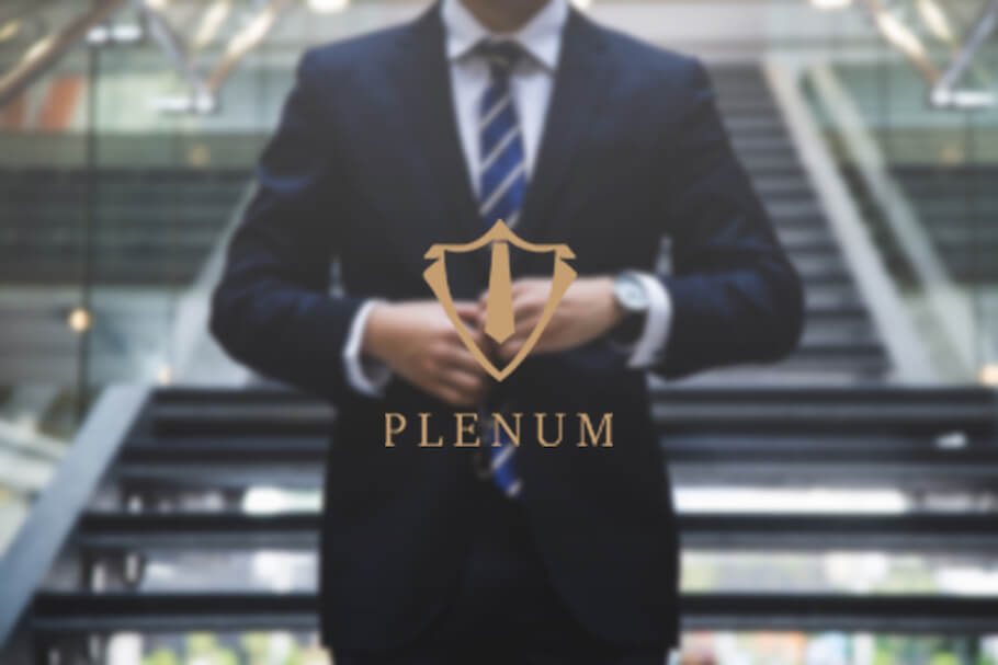 Site-business card of Plenum Legal union