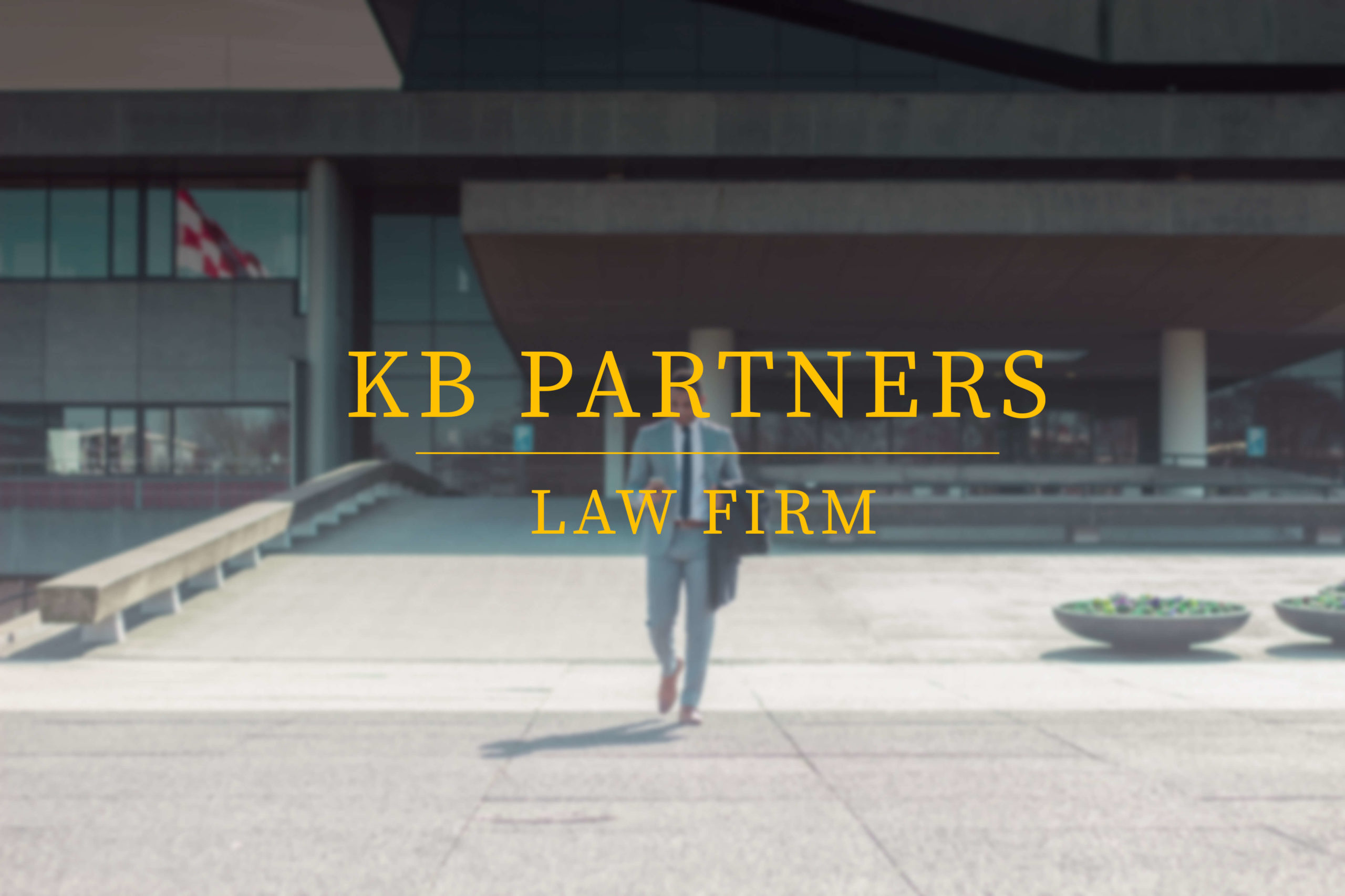 Corporate site for KB Partners