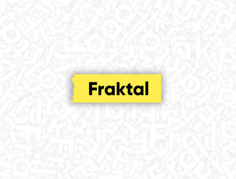 The online store of Fraktal promotional products